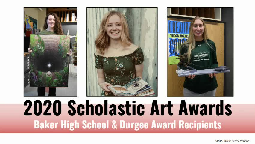 Teen artists honored with 2020 Scholastic Art Awar...