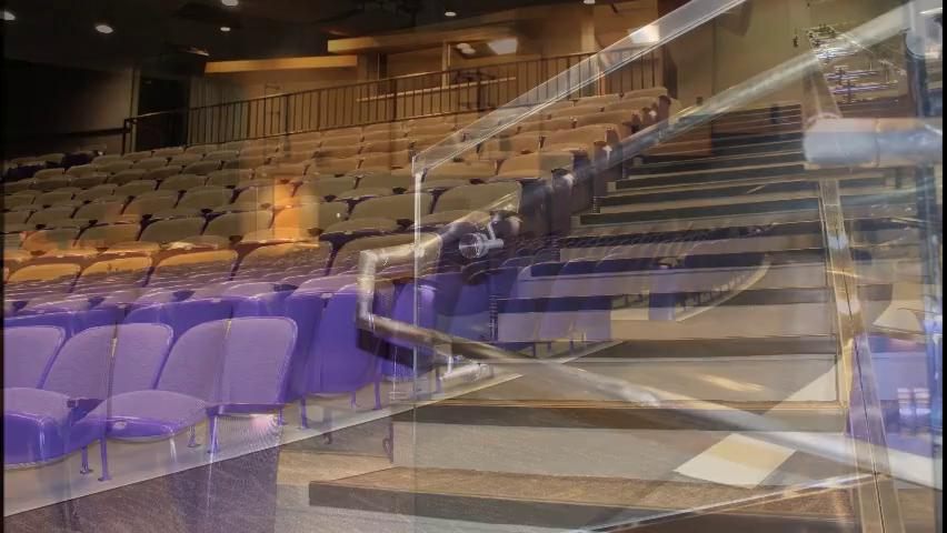 Auditorium Construction Nears Completion