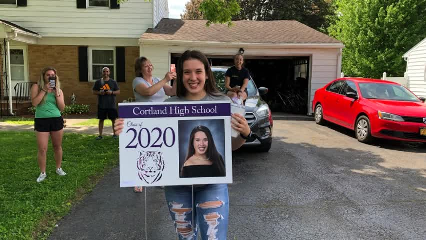 Parade for the Class of 2020, May 27-29, 2020