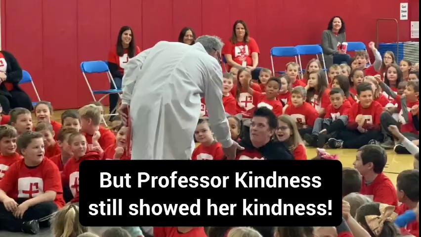 McNamara Elementary students choose kindness