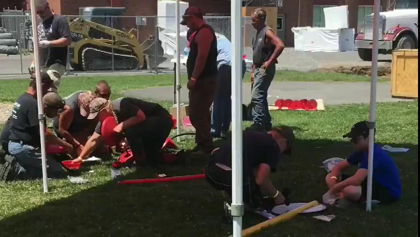 VanBuren Playground Community Build