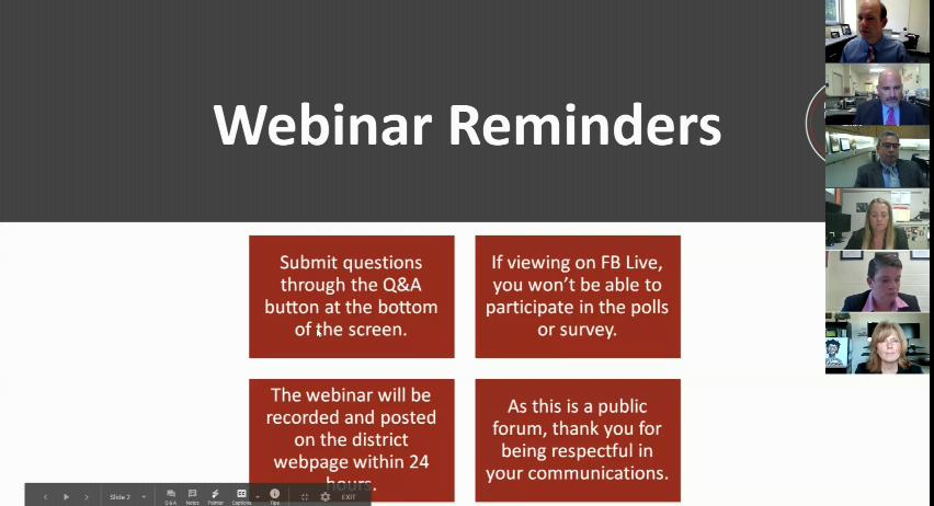 Re-opening Webinar Series: Curriculum and Instruct...