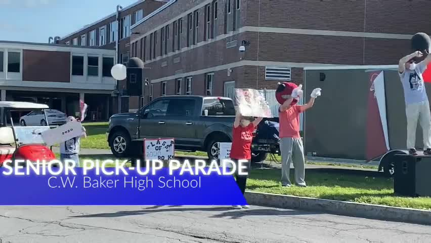 Senior Pick-Up Parade